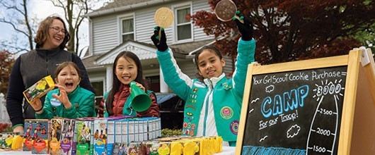 Find Cookies. The Girl Scout ...